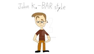 John Kricfalusi: BAR-style by BARproductions
