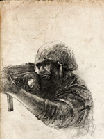 Soldier of War by Amerp
