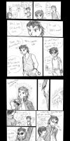 Persona Evil 4 Comic by shinolover55