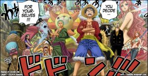 One piece  Chapitre 633 p 17 by Oubaida