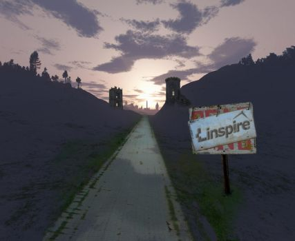 The Long Road to Linspire-land by stickersticker