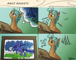 Artist anxiety by SystemF4ilure