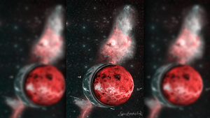 Planet by SpaceGraphicArts