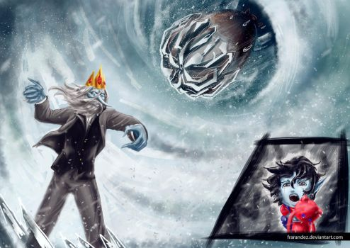 AT: Simon vs The Lich Bomb by Frarandez