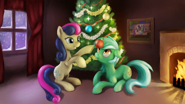 Happy Holidays by Br0ny