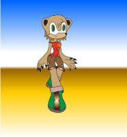 ??? The Meerkat by SonicChick