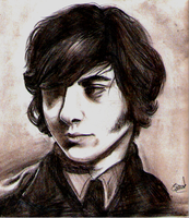 Jimmy Sketch by electricsorbet