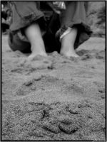 Still with feet on earth. by Julietsound