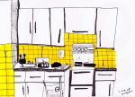 kitchen by numb-synapse