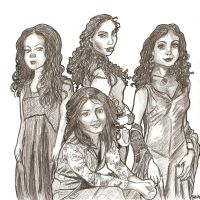 Ladies of Firefly by ladycimone