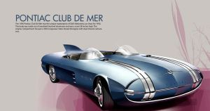 Pontiac Club de Mer by GoodrichDesign