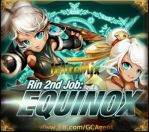[GCPH] Rin 2nd Job: EQUINOX by lEliteMix
