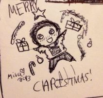 Merry Christmas! by TheLadyOfBlack