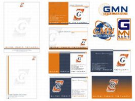 My Work for G-Media by creativefad