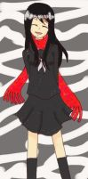Ayano Doodle by R-O-K-U-S-H-I
