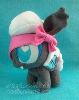 MLP FiM: Lady Locket Ponydoll by sugarstitch