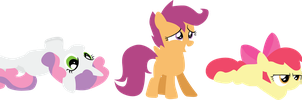No, Scootaloo by SundownGlisten