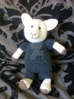 Lambert The Sheep Made For Me By Rattengoettin by catqueen136