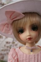 Naomi in Pink Volks by CathyM