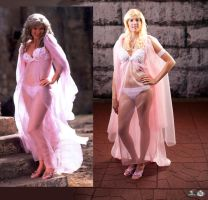 Cosplay - Aphrodite by gallopingcowgirl