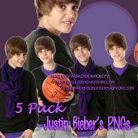 Justin Bieber Pack Two by worldwide-editions