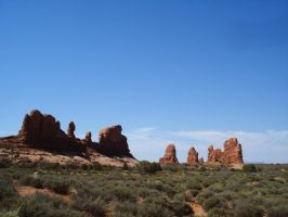 Arches National Park 004 by bmjewell