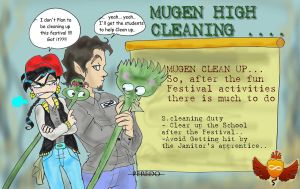 Clean Up by oasiswinds