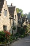 Cotswold Cottages 1 by FoxStox