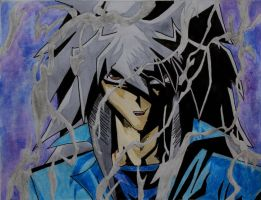 Bakura: I am the Darkness by AtherCarn