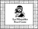 Les Miserables Board Game by JpnGrl4ever