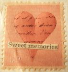 Stamp Like -Sweet Memories- by Gracies-Stock