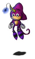 Espio Doll? by GhostieShadow