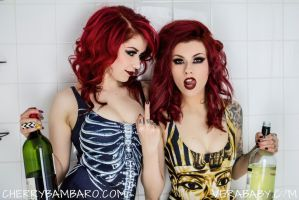 Double Trouble by vera-baby