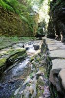 Watkins Glen State Park by HrWPhotography