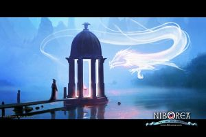 NIBOREA: Spiritual Dragon by Prasa