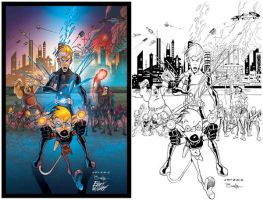 Atomik MIke TPB cover by TRACER70