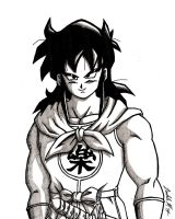 Yamcha - Dragon Ball by MarvelousMark