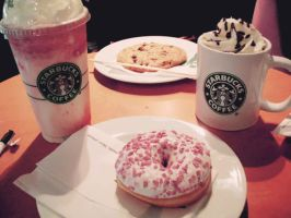 Starbucks. by misscherie13