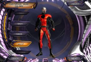 Scott Lang Ant Man front by hydranoid2009