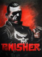 The Punisher by donaldson1026