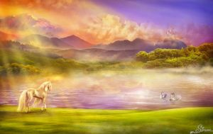 Fantasy world by Sirena-Art