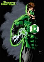 Green Lantern. by Troianocomics