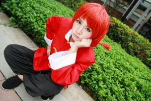 Ranma - Saotome Ranma by Xeno-Photography