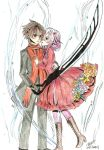 Shu et Inori by MidnightlityDreams
