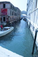 Canals of Venice-Italy by Khrys90