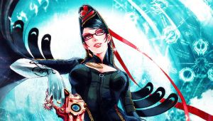 Bayonetta PSP Wallpaper 2 by SulphurFeast