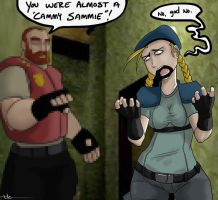Cammy's Nightmares by MeaT-Artworx