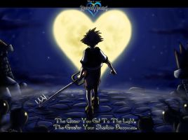 .:. Kingdom Hearts .:. by agra19