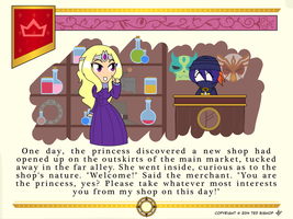 Another Princess Story - Mysterious Shop by Dragon-FangX