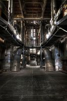 1-Power Plant M by khalimero